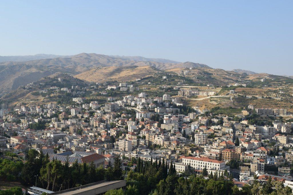 Ruta por el Líbano: Zahlé