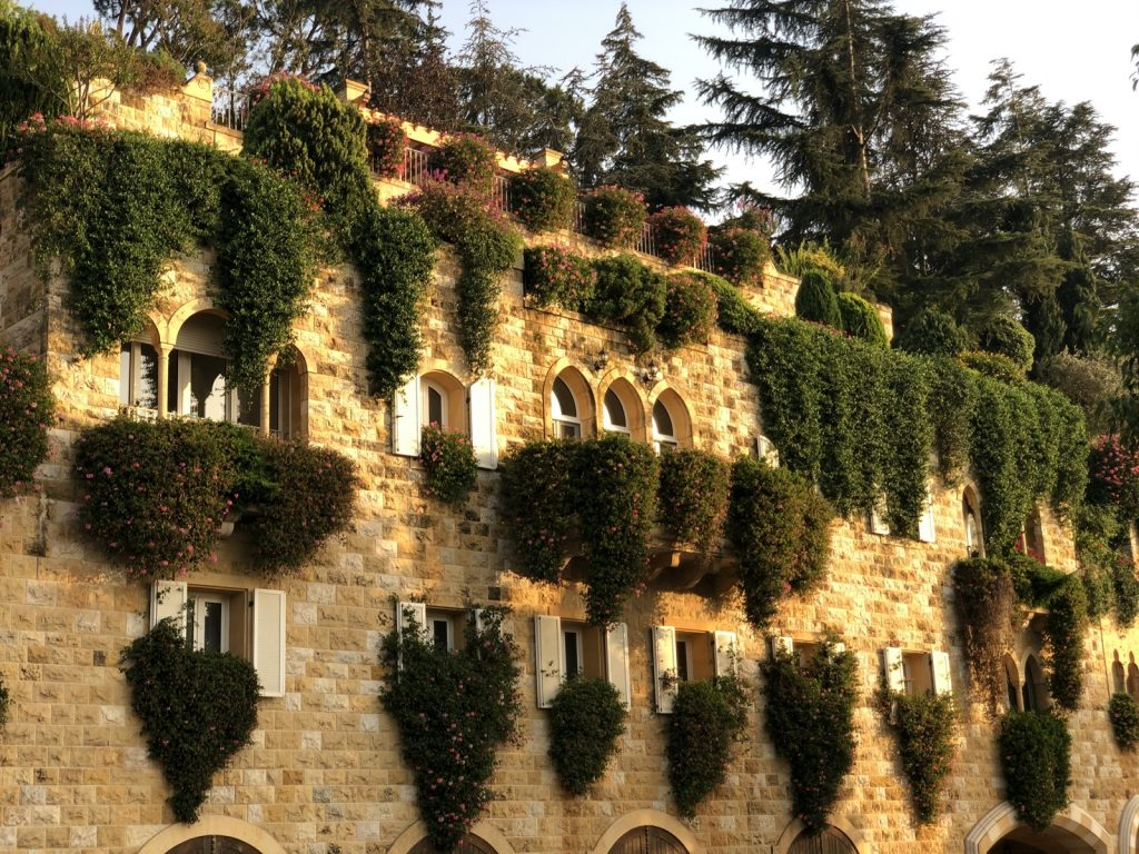 Ruta por el Líbano